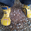 <b>March 2012</b> The awesome gumboots