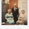 Edna, Dad T, Mom before the wedding started