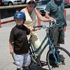 BIKING AND ROLLER BLADING AT SANTA MONICA ...SO FUN...