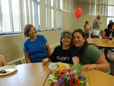 Grandma, Austin and Amanda