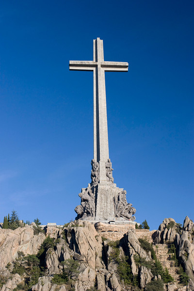 "Monument ""Valle de los Caidos"" (Valley of the Fallen), Spain"