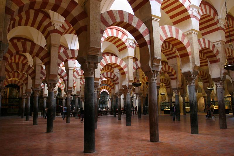 Mosque, Cordoba, Spain