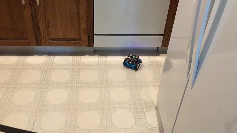 Jake's custom robot control program