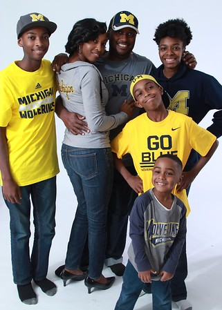 Morgan Family 2016