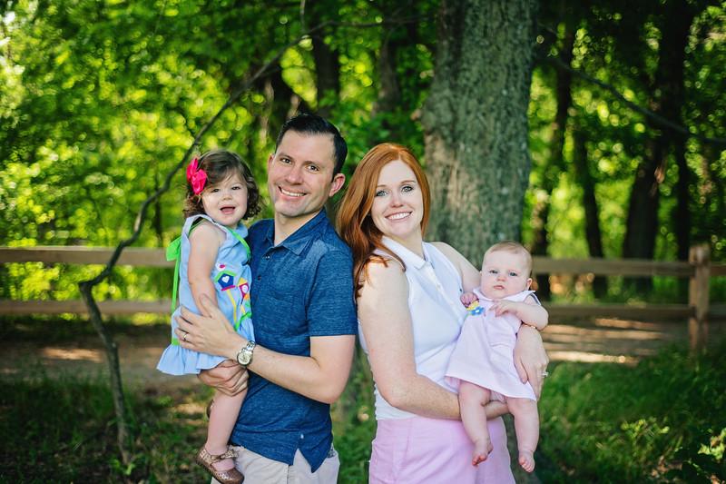Morgan Family 2018