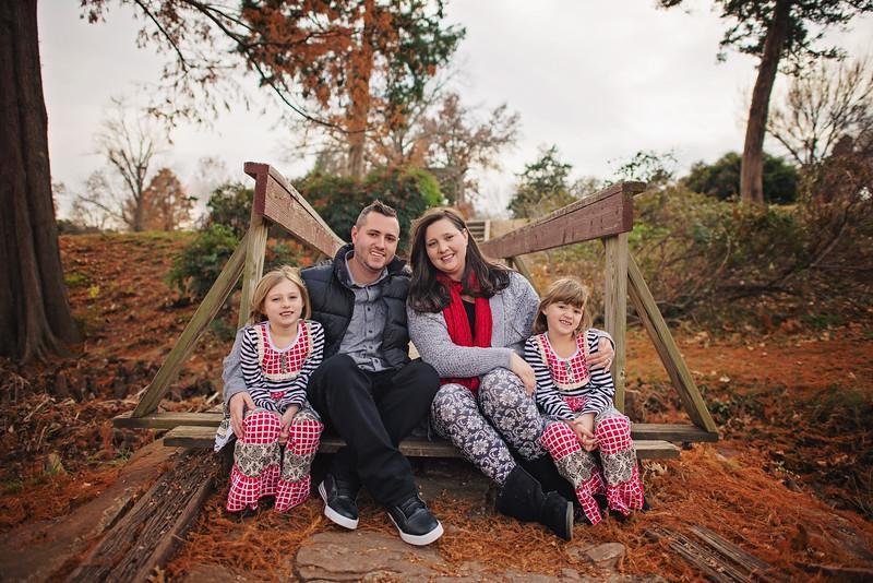 Morgan Family Portraits 2016