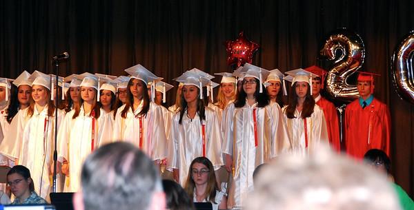 Morgan's Graduation