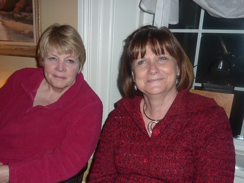 Jewel and Vicky