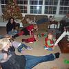 Lots of little ones playing in this room! Kelli Pugh, Heidi Pugh, Crystal Pugh, Darren Pugh, Chelsea Pugh, Boston Pugh, Kennedy Bohman, Annalyn Pugh, Jeter Pugh, Amy <br /> bohman