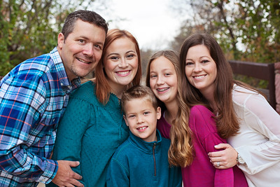Morris Family 2016