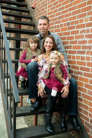 Morris Family fall 2016