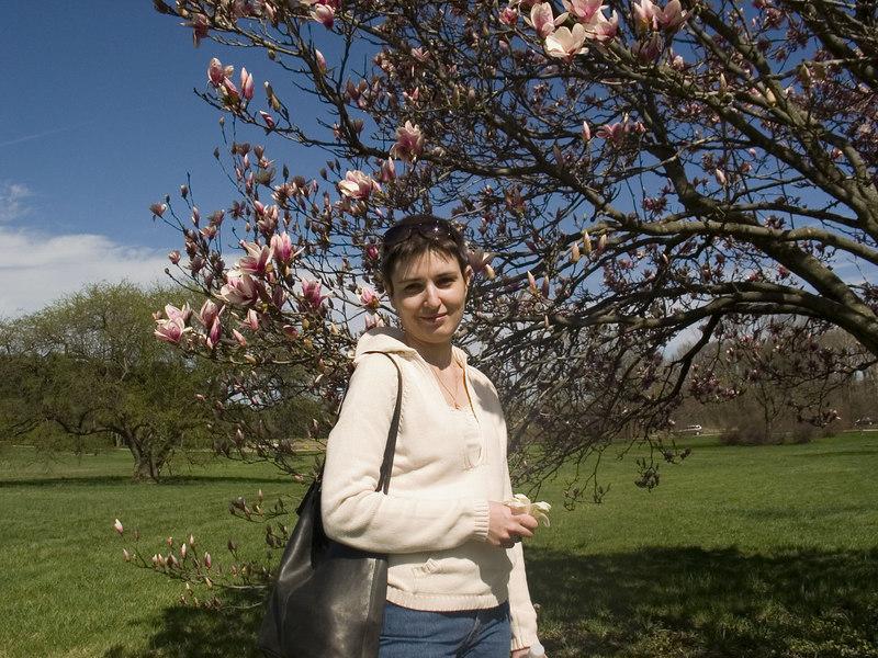 """The Morton Arboretum<br />  <a href=""""http://www.mortonarb.org"""">http://www.mortonarb.org</a><br /> April 15, 2006"""
