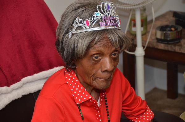 Mother Beasley's 85th Birthday 3-10-12