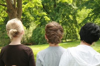 Who is taller, Kari, Sam, or Keiko?