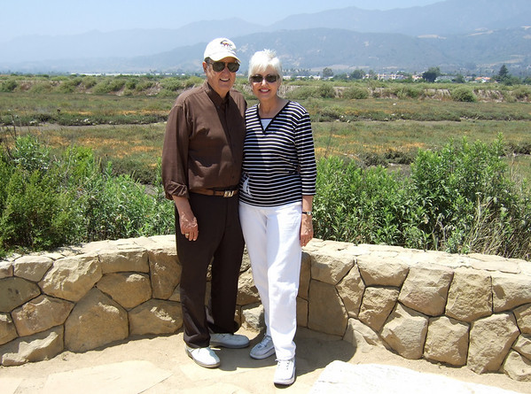 Mother's & Father's Day – Kimseys in SB, June 2008