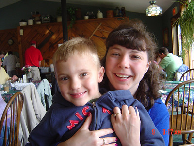 Ty_and_Mom_at_Mother's_Day_breakfast
