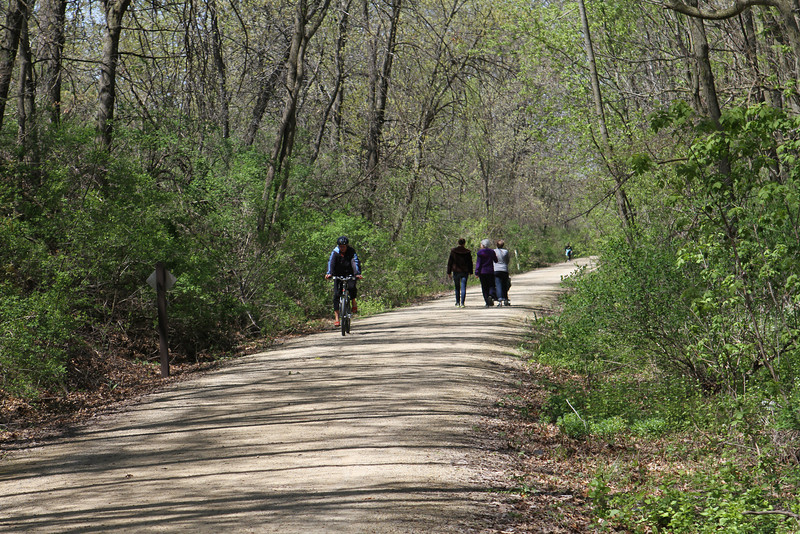 """The """"Rails to Trails"""" network in Wisconsin is extensive and very well maintained."""