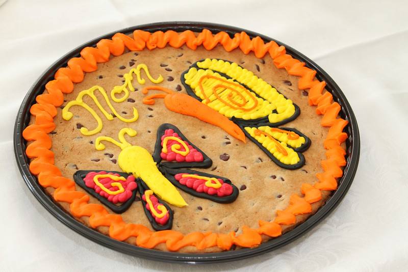 Happy Mother's Day Giant Cookie.