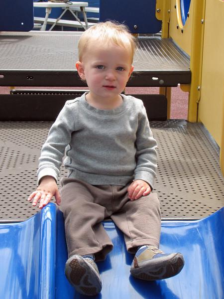 13-Karl at slide
