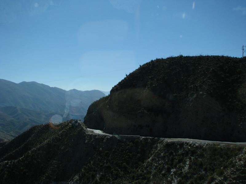 more of the road