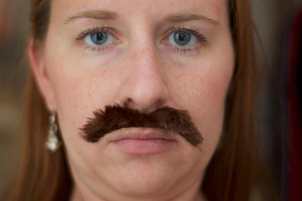 Moustache Time!