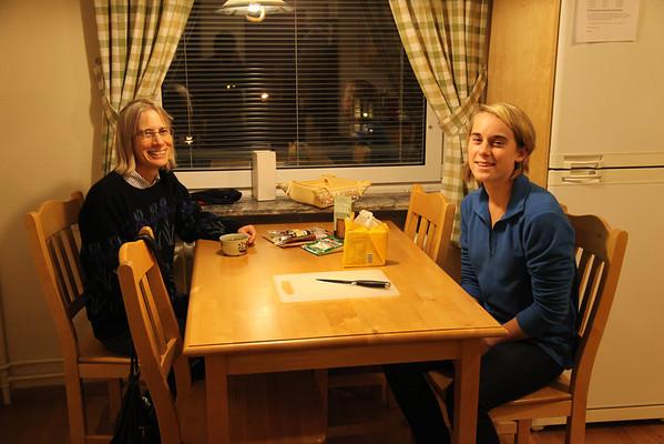 Move to Kiruna 2012-12