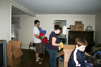 Moving to Richland in 2008