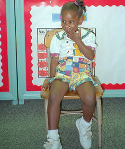 First Baptist Preschool 1994-1995