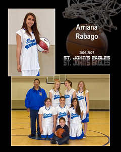 St. John's Lutheran School Basketball