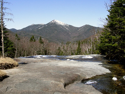 Wright Peak, Algonquin, Boundary, Iroquois and Marshall (right to left)