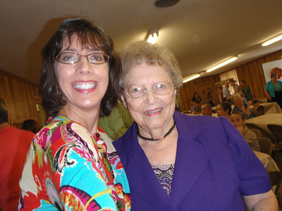 Jenny and Bette Fisher