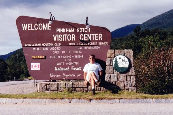 Mt Washington Hike July 1993