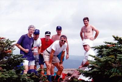 First Summit Mt Hale
