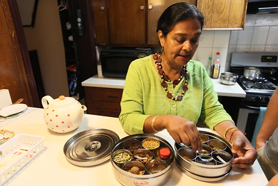 Mukti's Kitchen Cooking Class Brooklyn