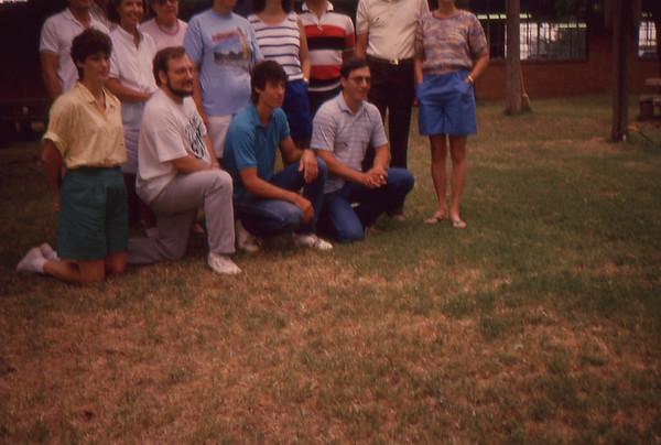 Muller Reunion 1987