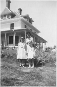 Ann, Margaret Ann, Aunt Margaret