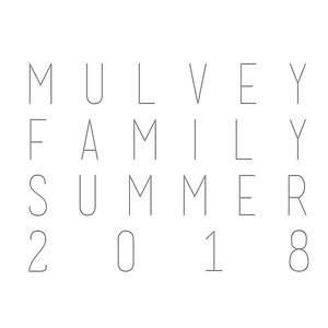 Mulvey Family Summer 2018