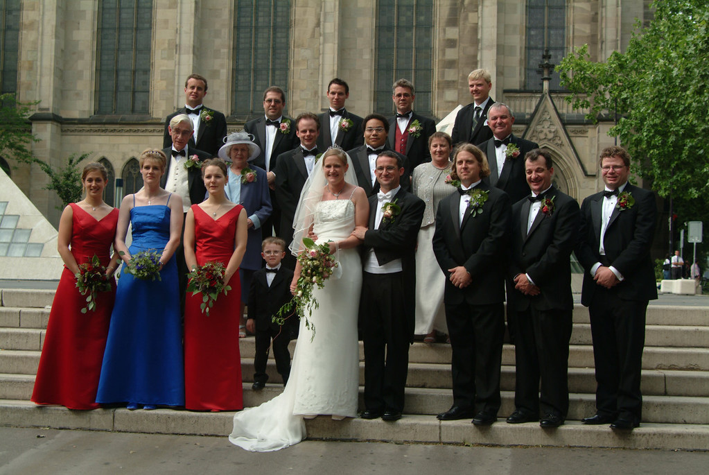 Steps - The Wedding Party