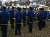 QCHS Band at Thanksgiving Day Game with Pennridge