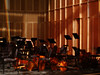 West  Chester University Orchestra, 2007- cellos waiting