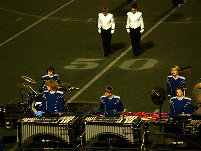 The Pit - QCHS Panther Marching Band at USSBA Championships, J. Birney Crum Stadium, Allentown