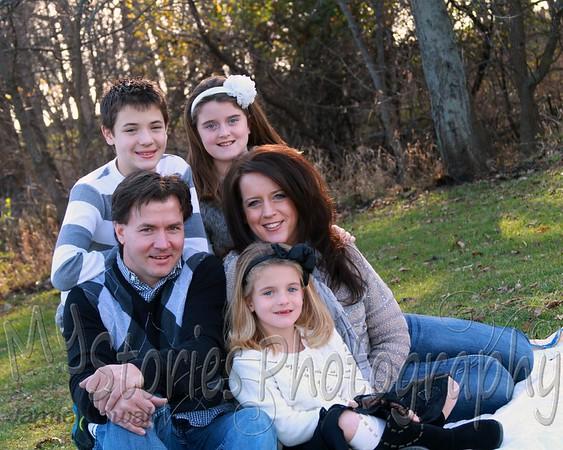 Musser Family 2012