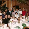 Pretty sure this is Nanie's 80th birthday celebration at the Black Ram in Des Plaines IL (1984 - she was born on leap year).  That's Brittany and Samantha sitting on her lap in the center of the picture.