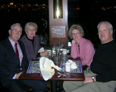 Dinner at Ivar's December 11, 2005
