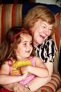 Marcia & Evie