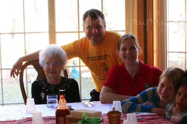 Christmas at Matts 12-2011