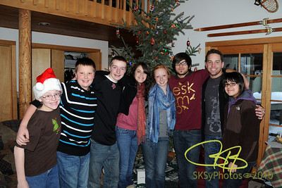 Nick, Dan, Kyle, Laney, Michaela, Phil, Matt, Liv.  Bemidji.  2009