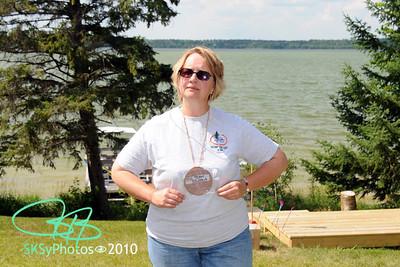 Joanie Bologna....Team Bologna, Lake Plantagenet Summer Games 2008