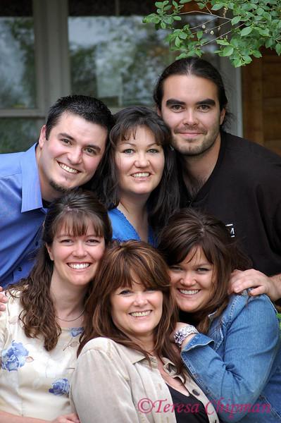 top - Michael Lake, Michelle Beck, David Lake bottom - Teresa Chipman, Jan Preston, Amy Ward