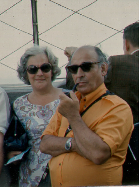 Opa and Oma Peper